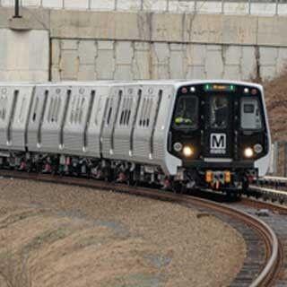 川崎重工、ワシントンD.C.に7000系地下鉄電車を納入