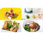 東京都・表参道ヒルズの9店舗で彩りにこだわった野菜メニューを提供