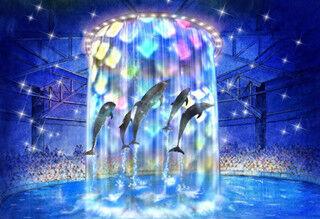 東京都・品川プリンスホテルでイルカが祝福する結婚式に新プラン登場