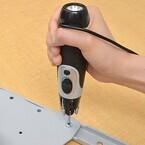 サンコー、USB電源や乾電池で動作するビット交換可能な電動ドライバー