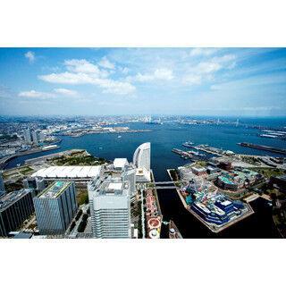 神奈川県・横浜ランドマークタワーの展望フロアが1日限定無料! GWイベント