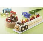 シャトレーゼが「こどもの日スイーツ」を発売 ‐ 全長37cmの電車型ケーキも