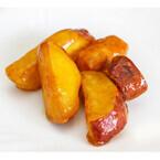 じわじわ人気の冷食「セブンプレミアム 大学いも」は解凍前に食べても旨い!