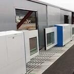 三菱重工、扉の数が異なる車両にも対応可能な「どこでもドア」を開発