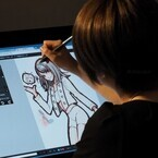 ニコニコ超会議2015にお絵かきブースが登場! -人気イラストレーターも参加