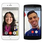 Facebook、「Messenger」アプリをビデオ通話に対応