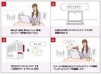 三菱東京UFJ銀、「Eメールによるワンタイムパスワード」での本人確認を開始