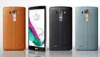 LG、新フラッグシップスマホ「G4」発表、革張り6色、F1.8カメラを搭載