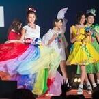 ダレノガレ明美・筧美和子ら、感情を表現したカラフル衣装でランウェイ共演!