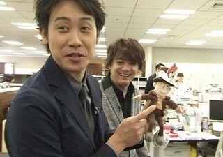 レベルファイブ日野社長×大泉洋がEテレ「SWITCHインタビュー」で対談実現