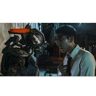 世界初の人工知能ロボット誕生をとらえた『チャッピー』特別映像公開!