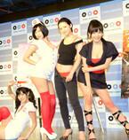 高崎聖子&倉持由香、ナース姿でが妄想爆発「お医者さんごっこをしたい!」