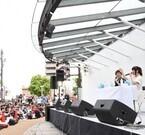 高森奈津美のサービス精神が全開!マチ★アソビ『放課後のプレアデス』イベント