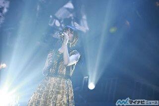 声優・花澤香菜、ライブツアーをスタート! 初日は自身初の日本武道館