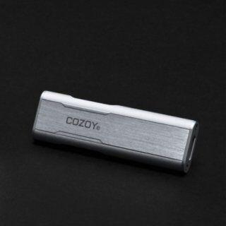 オヤイデ、10gのスティック型DAC内蔵ポタアン「COZOY Astrapi」