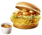 中本の「蒙古タンメン」と「蒙古丼」がバーガーになってロッテリアに登場