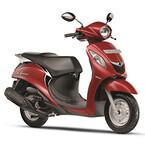 ヤマハ、ファッションスクーターの新製品「ファッシーノ」をインドで発売