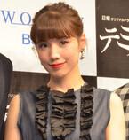 仲里依紗、社会派ドラマ初挑戦でスーツ姿に「頭が良さそう」と満足げ