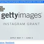 ゲッティ、インスタグラムとフォトコンテスト開催 - 上位3名に各1万ドルなど