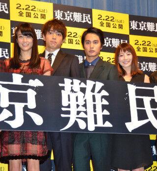 中村蒼、映画『東京難民』で「100%の力で芝居をした」と自信