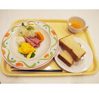 明治大学の駿河台・和泉・生田・中野の4キャンパスで「100円朝食」を提供