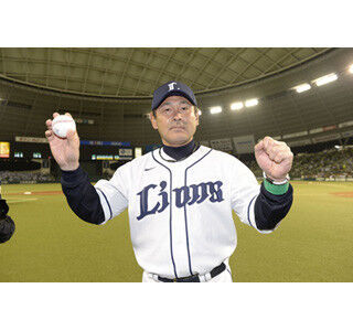 埼玉県・西武ドームで武藤敬司と西武・田邊監督の1打席対決が見られる!