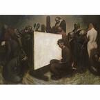 東京都・丸の内で、画家・鴨居玲の没後30年回顧展-約100点を一堂に展示