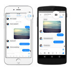 Facebookの「Messenger」アプリでビデオ通話が可能に - 日本でも対応