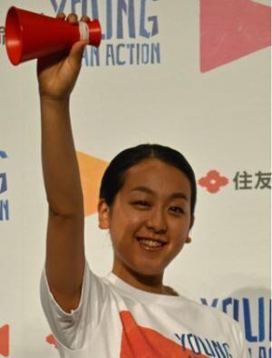 フィギュア・浅田真央が現役続行を明言--「完全復活できるよう自分に期待」