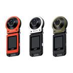 カシオ、分離合体カメラ「EXILIM EX-FR10」の最新ファームウェア公開