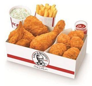 ケンタッキー、日本のKFC45周年を記念した「30%OFFパック」3種を発売