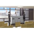 JAL、伊丹空港に搭乗直前まで無料で使える「JAL 充電ステーション」を設置