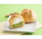 シャトレーゼ、宇治抹茶を使用したシュークリームなど4品を新発売