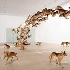 神奈川県・横浜市で現代美術家・蔡國強の大規模個展-
