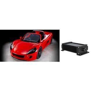 ローランド、スポーツカーの迫力を再現するEV向けサウンドシステムを開発