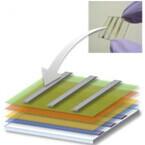 広島大、シリコン量子ドットを発光体とした青白色LEDを開発
