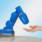 安川電機、タクトタイムを25%短縮した小型6軸多関節ロボットを開発