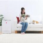 アイリスオーヤマ、ペット家電「Design for Pets」 - 空気清浄機など展開