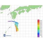 口永良部島・新岳噴火の気象見解発表 - 火山灰は本州に到達しない見込み