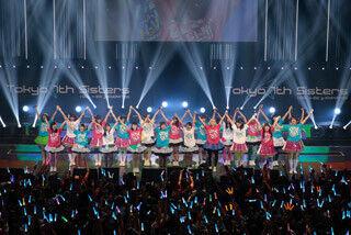 『ナナシス』が新時代の扉を開いた! 「Tokyo 7th シスターズ 1st Anniversary Live」の模様をレポート