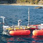 NIESなど、ボート搭載型水中カメラを用いた浅海底観測システムを開発