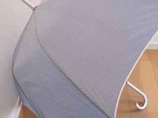曲がった傘の骨を100均グッズで直す方法