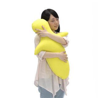 京都西川、クッション型コミュニケーションメディア「ハグビー」を発売