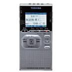 東芝エルイー、ラジオをタイマー録音できるAM/FMレコーダー