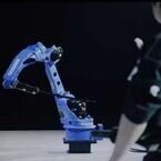 ロボットソードマスター現る! - 安川電機が動画公開