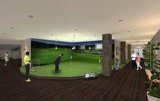 茨城県古河市に、ゴルファーのための「ゴルファーズ・マンション」誕生