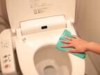 トイレの必須掃除道具5つ - プロの掃除道具に学ぶ