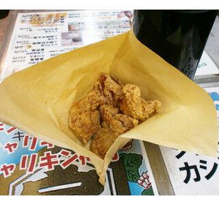 東京都戸越銀座商店街で、唐揚げの「聖地」と「発祥の地」を食べ比べたら…