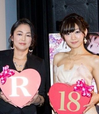 中島知子&階戸瑠李、濡れ場解禁 緊張の撮影明かす「本番1発でやろうと気合」