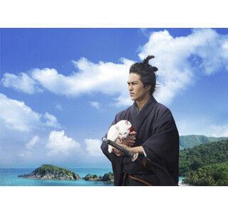 劇場版「猫侍」が公開決定 - 玉之丞のラブストーリーも!?